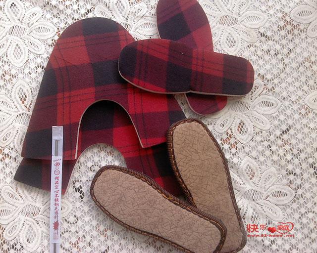 钩织手工鞋垫图解